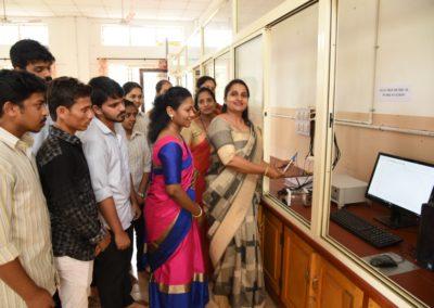 PG Chemistry Laboratory Inauguration