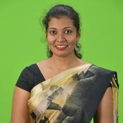 Ms. Raveena Maria Mascarenhas