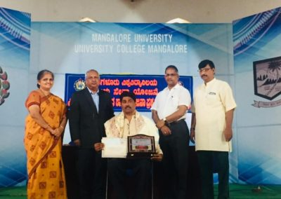NSS unit of St Agnes College(Autonomous) Mangaluru