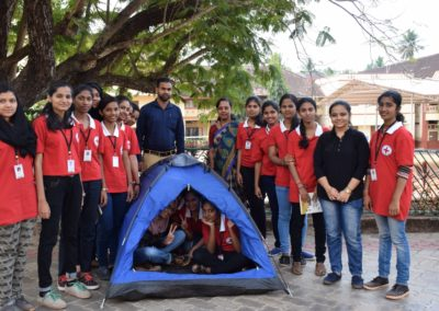 Youth Red Cross In-House Annual Special Camp