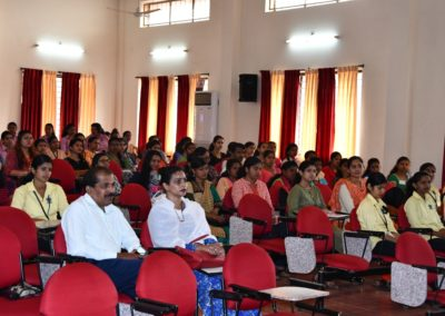 Seminar on Facing Challenges in Life