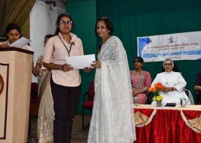 A Workshop on  Personality Development