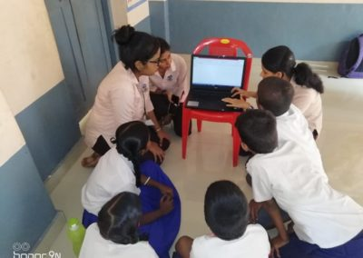 Workshop solving mathematical and statistical problems using computer.