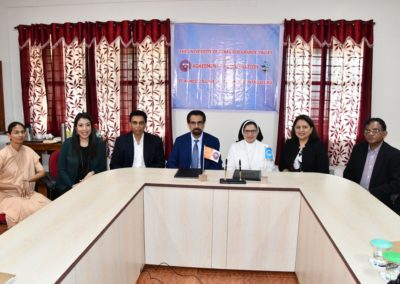 Agreement of Cooperation with the University of Texas