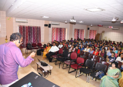 National workshop on - Applications of Nano materials and faculty development programme