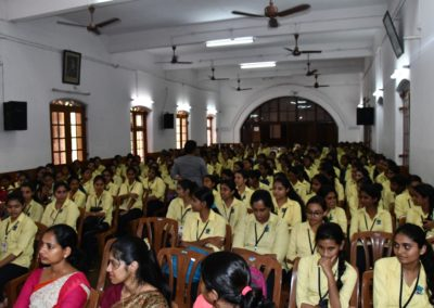 Orientation programme for II B.Com students