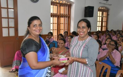 Orientation programme for III B.Com students