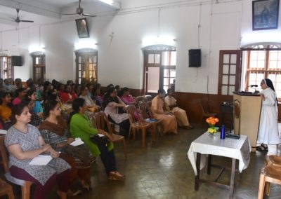 Faculty development programme – Day 4