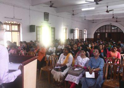 Faculty development programme-Day 1