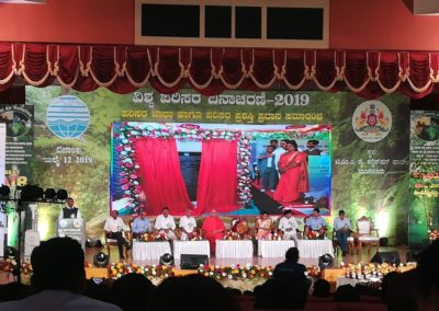 Report on world environment day celebration
