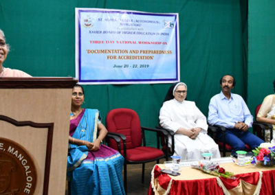 National Workshop on Documentation and Preparedness For Accreditation