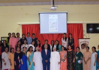 E-Magazine AgnesSwara launched