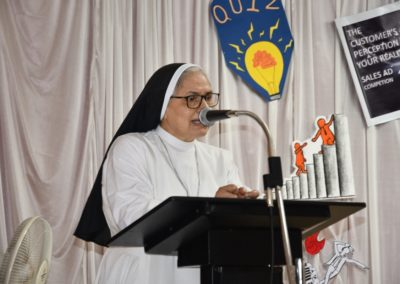 St Agnes BBA Department organizes HORIZON fest- 2019