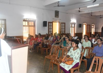 Two Day Faculty Induction programme 2019-20