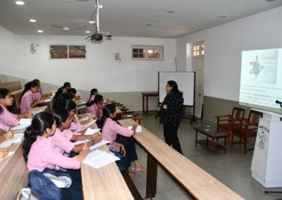 A Workshop on Content Writing 2019 - 20