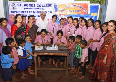 Blood typing program in association with NSS unit of Government