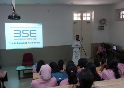 Capital Market Awareness And BSE