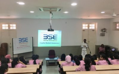 Seminar on Capital Market Awareness And BSE