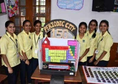 Chemistry Exhibition- To celebrate 150 years of Periodic Table