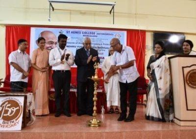 National seminar 'Rethinking Mahatma Gandhi - Issues and Challenges'