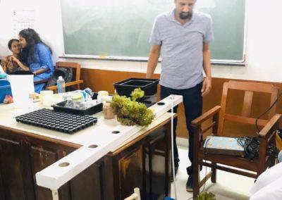 Hydroponics Workshop
