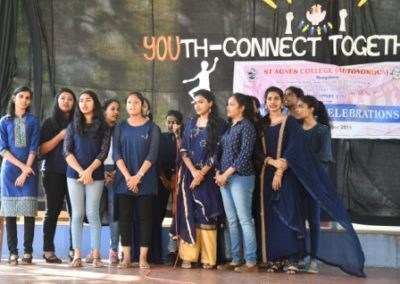 Youth day - I Year Students
