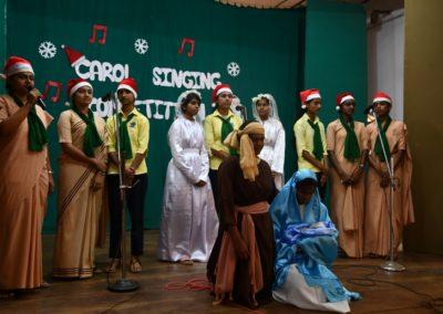 Carol Singing Competition