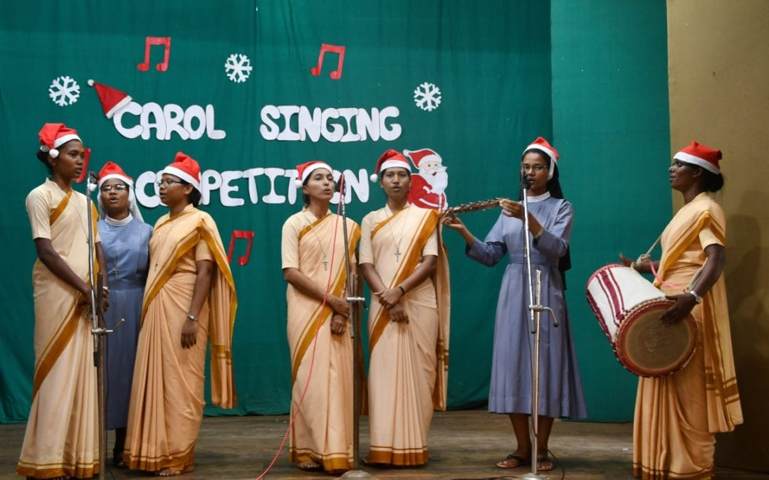 Carol Singing Competition