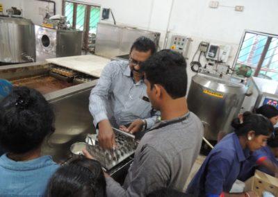 M.Com - Industrial Visit