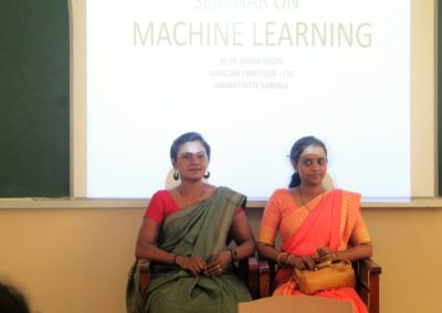 Machine Learning - Seminar