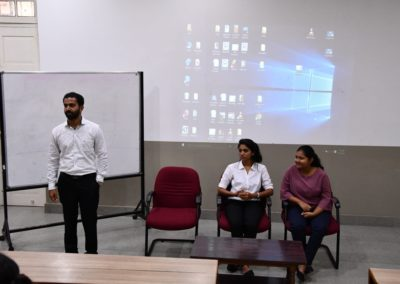 Session on Project Guidance
