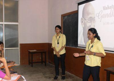 Gandhian Principles and Practices