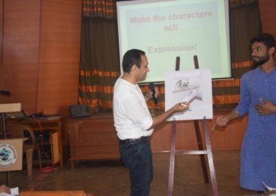 Cartoon Workshop