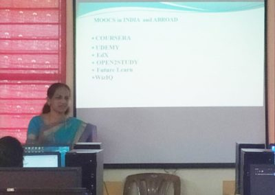 Swayam & MOOC Courses training