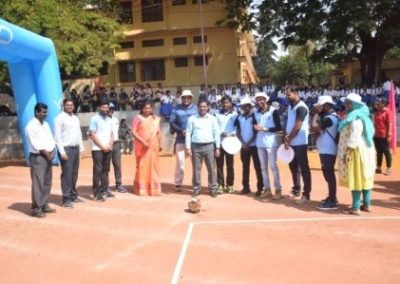Throwball Tournament