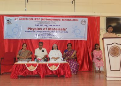 Physics of Materials - Lecture Series