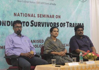 Responding to Survivors of Trauma