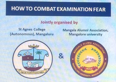 How to Combat Examination Fear