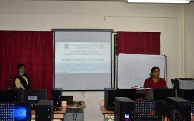 Online Teaching Methodology