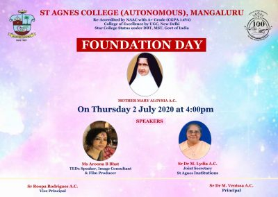 100th Foundation Day