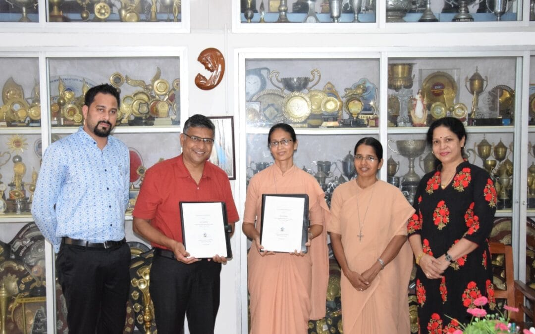 St Agnes College Signs MoU with Lykora