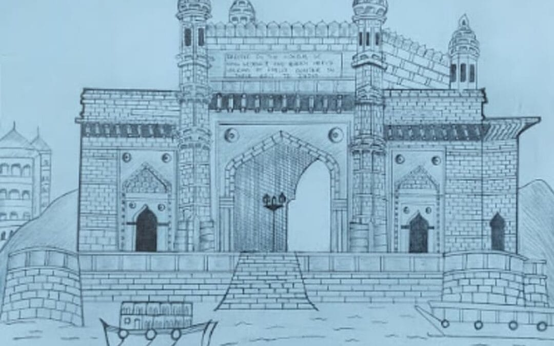 NSS – Pencil Sketch