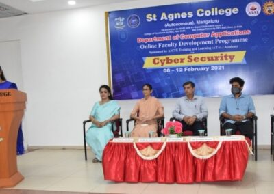 FDP on Cyber Security