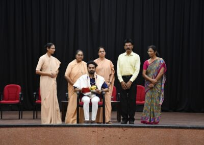 Felicitation Programme Joyal K Scaria