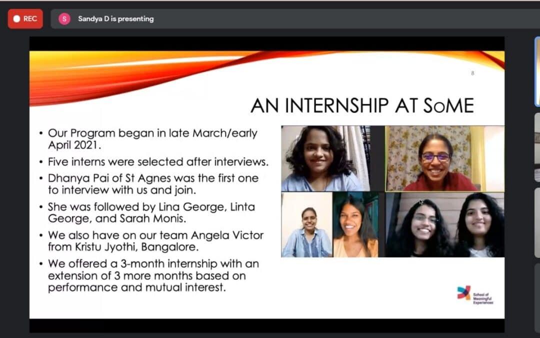 Developing Career Skills Through Interships