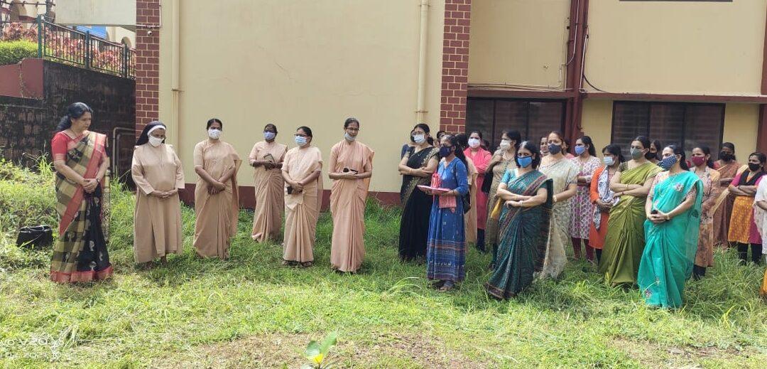 Sapling Plantation Ceremony