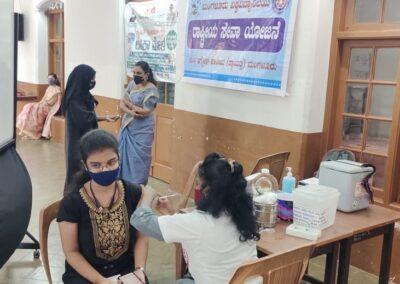 COVID 19 Vaccination Drive